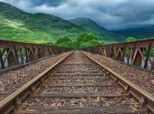 Jalan kereta api