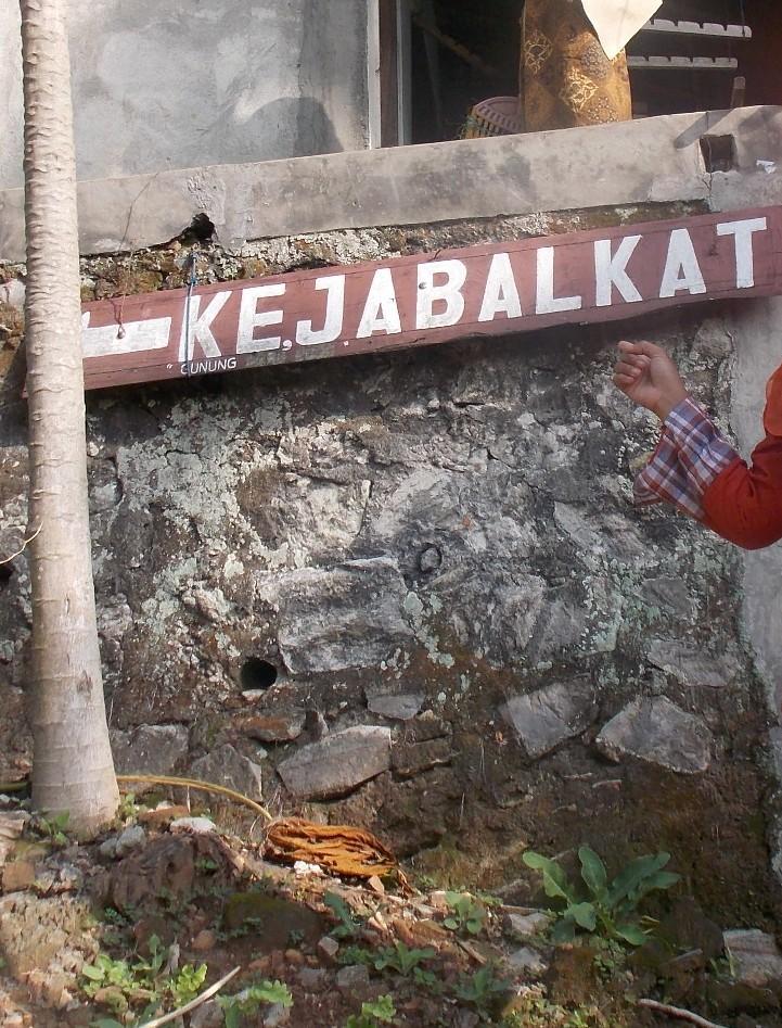 Pergi ke Jabalkat