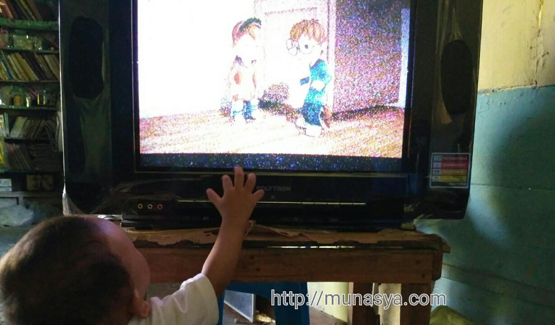 Menonton DVD tidak mengganggu kesehatan