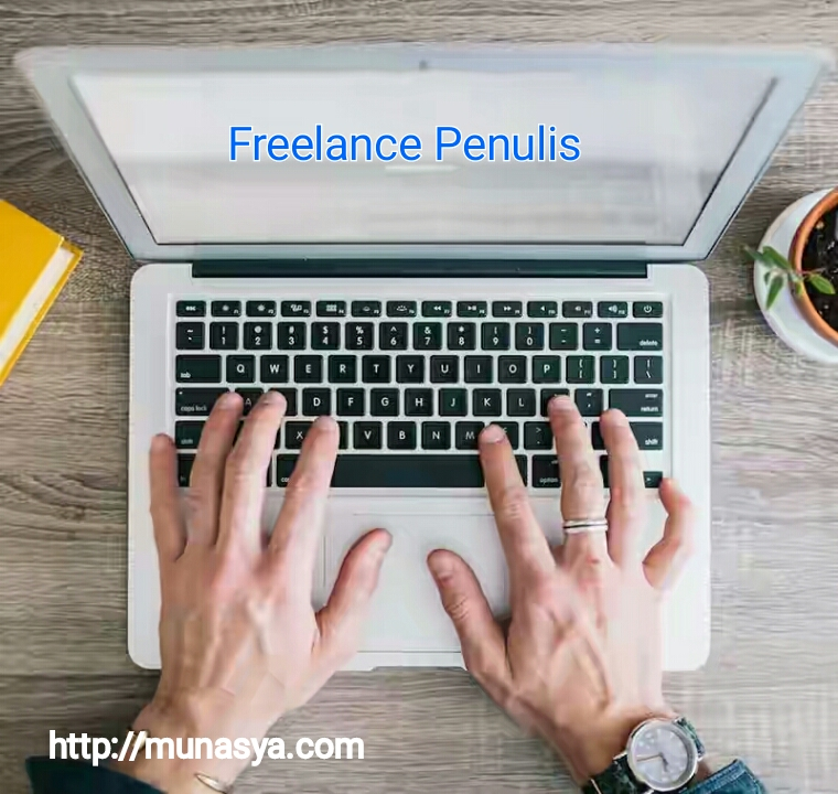 Freelancer penulis blogger