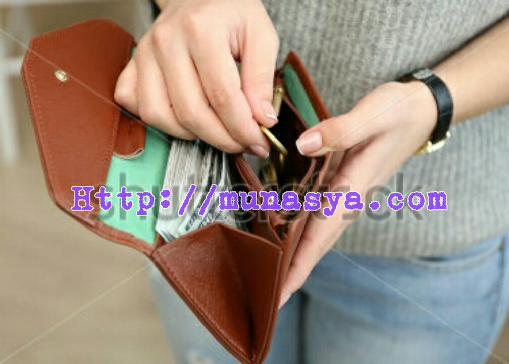 Uang di dompet