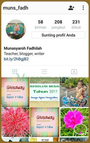 Dibalik Akun Instagram