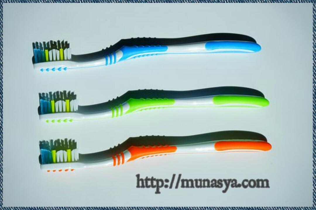 Kesalahan saat menyikat gigi