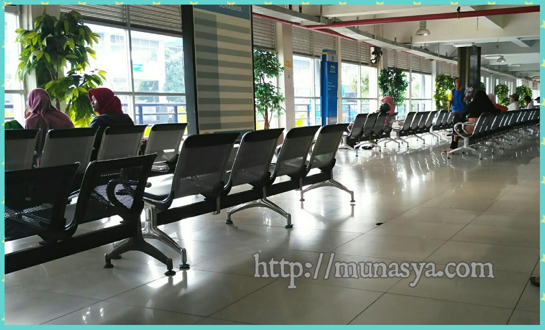 Wajah baru Terminal Bungurasih