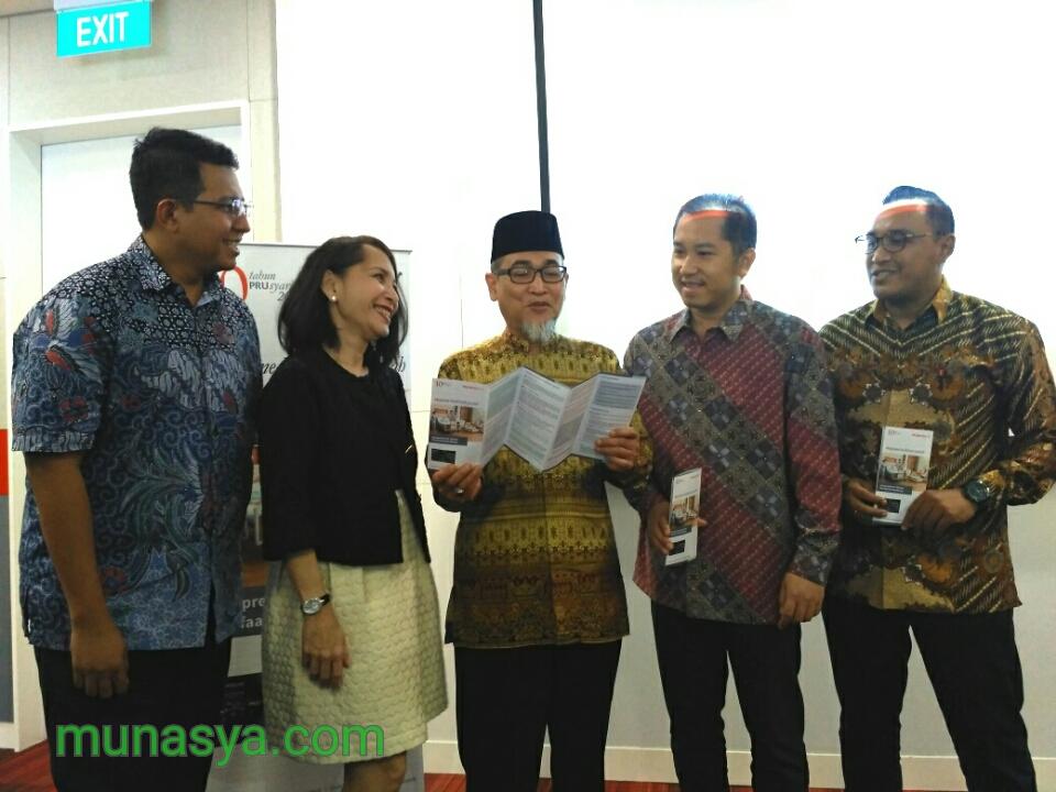 PRUprime healthcare syariah Prudential