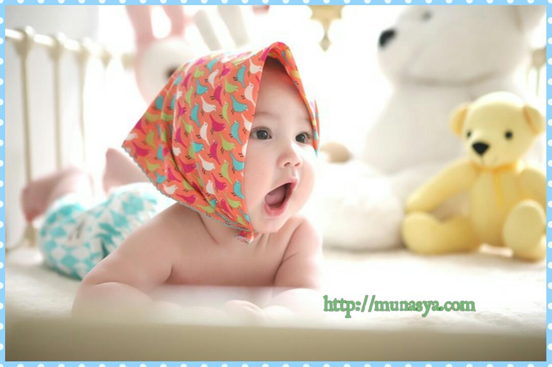 Memilih Merk Bedak Bayi