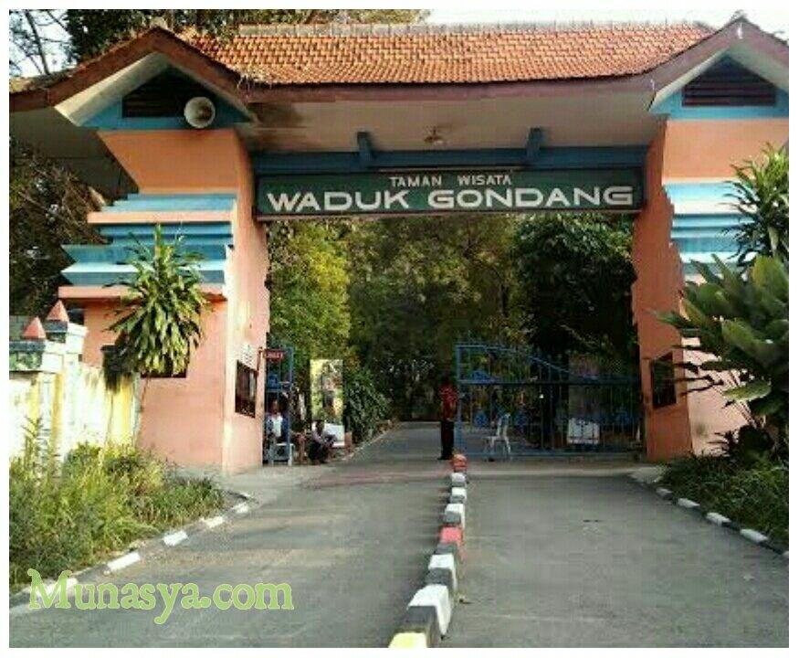 Waduk Gondang sugio Lamongan