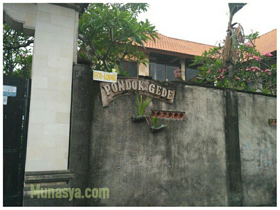 Villa Pondok Gede
