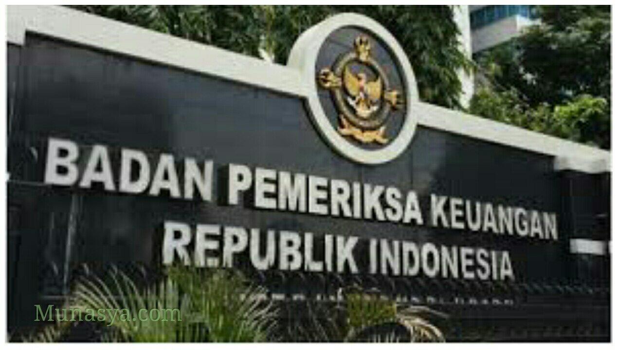 papan nama BPK