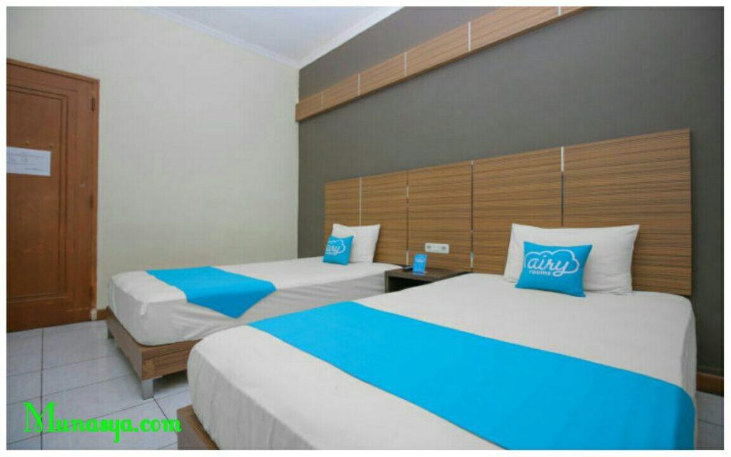 Kamar hotel Pangandaran