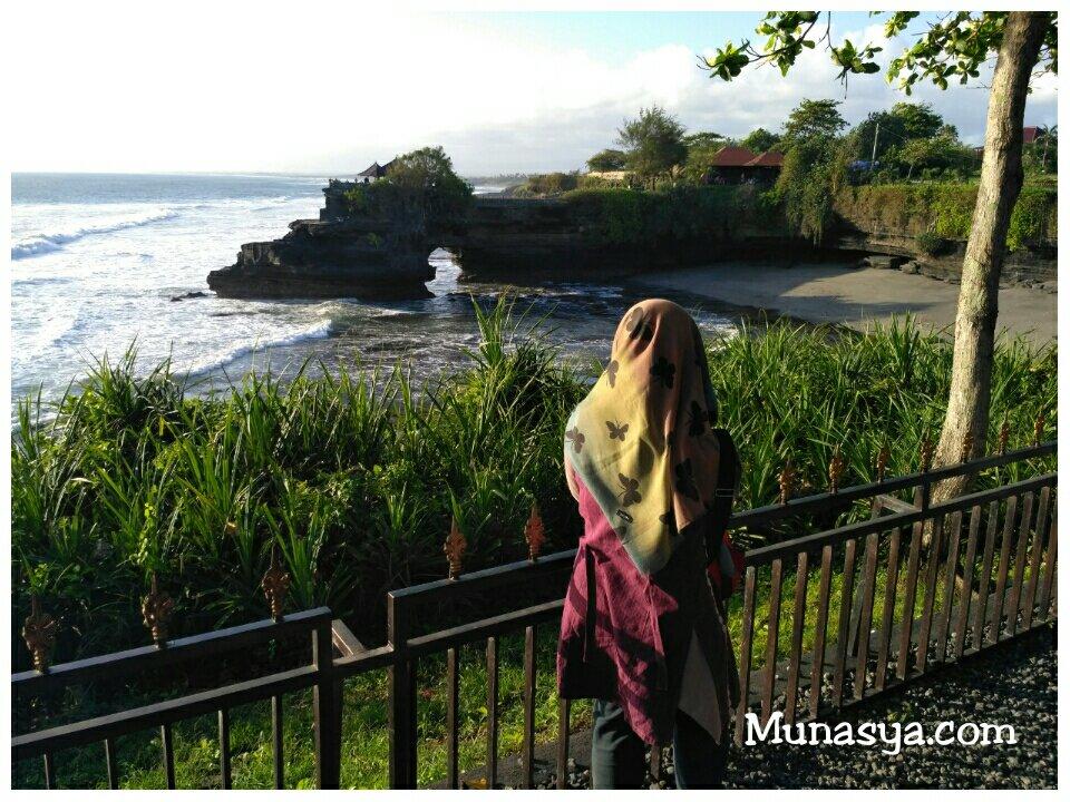 Pesona Tanah Lot Bali