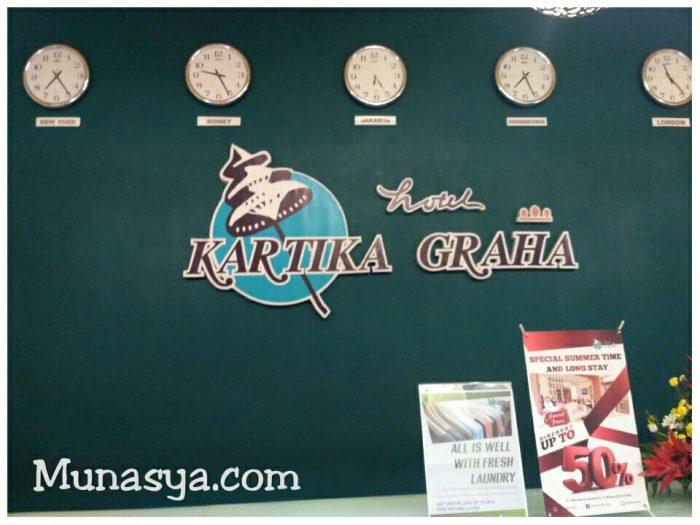 Hotel Kartika Graha Kota Malang