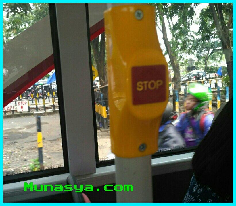 Fasilitas Naik Bus Suroboyo