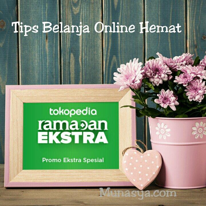 Tips Belanja Online Hemat