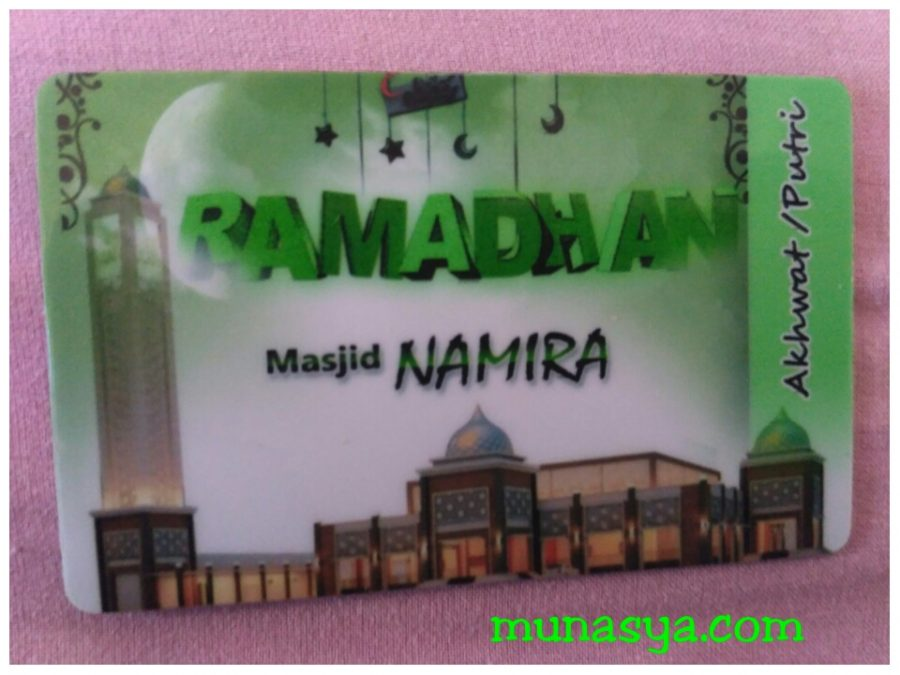 Masjid Namira Lamongan