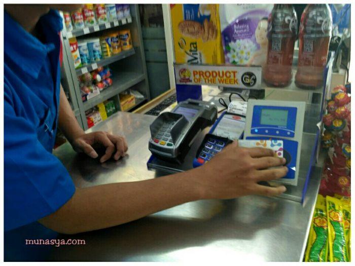 Akhirnya Bisa Menggunakan Flazz Card Di Desa