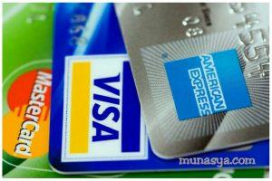 Kartu Kredit untuk pinjaman dana