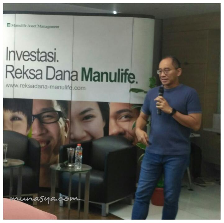 Presiden Direktur PT Manulife Indonesia