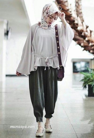 Model Celana Kulot Nyaman Dalam Segala Tuntutan