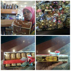 Oleh oleh Kampung Coklat Blitar