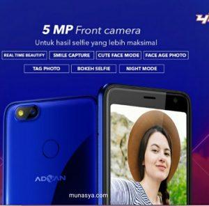 Kamera Advan S6