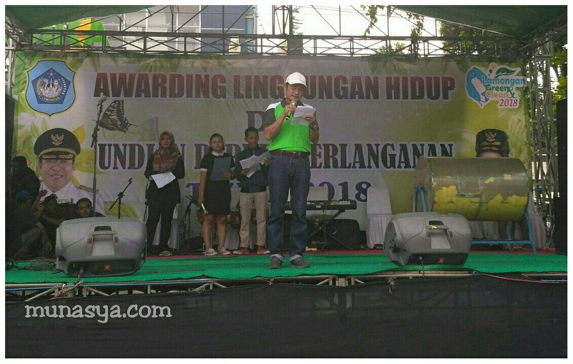 Awarding Lingkungan Hidup