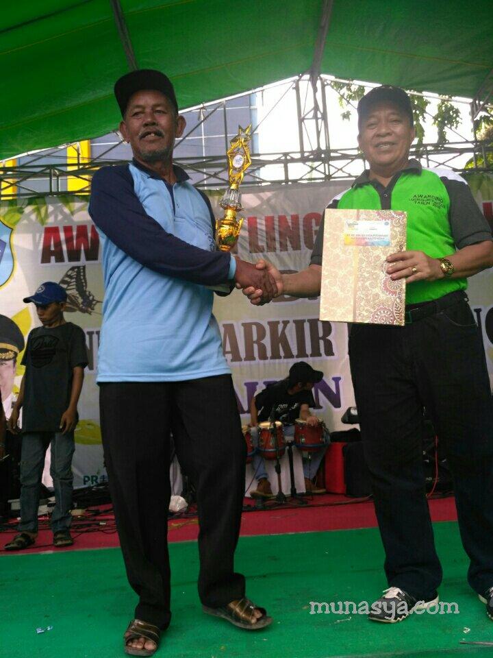 Penghargaan lingkungan hidup