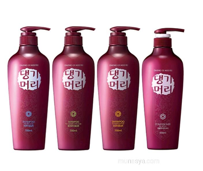 Shampoo Daeng Gi Meo Ri