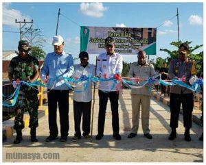 Pembangunan Jembatan Penghubung pedesaan