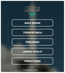 Aplikasi Al-Qur'an