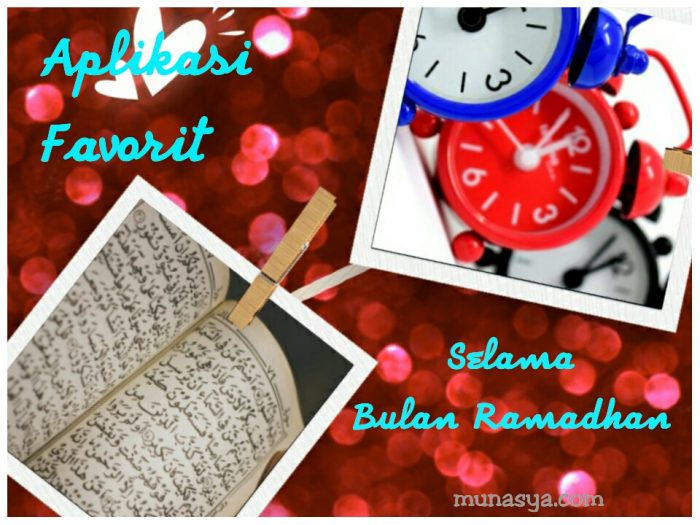 2 Aplikasi Favorit Yang Digunakan Selama Ramadhan