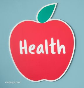 Mendukung kesehatan