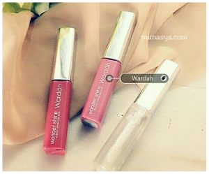 Lipstik Wardah Wondershine