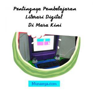 Pembelajaran Literasi Digital