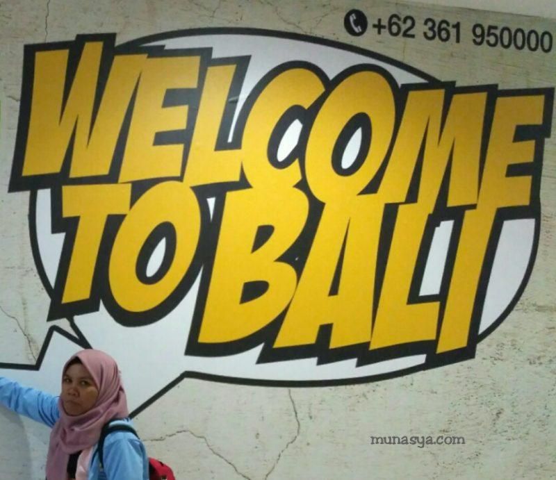 Berwisata ke Bali