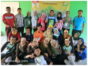Relawan kelas inspirasi Bojonegoro