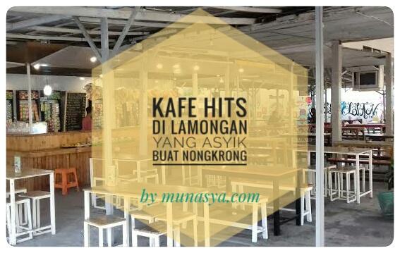 Kafe Hits di Lamongan