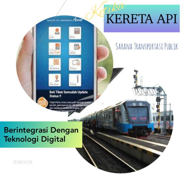 Sarana Transportasi publik