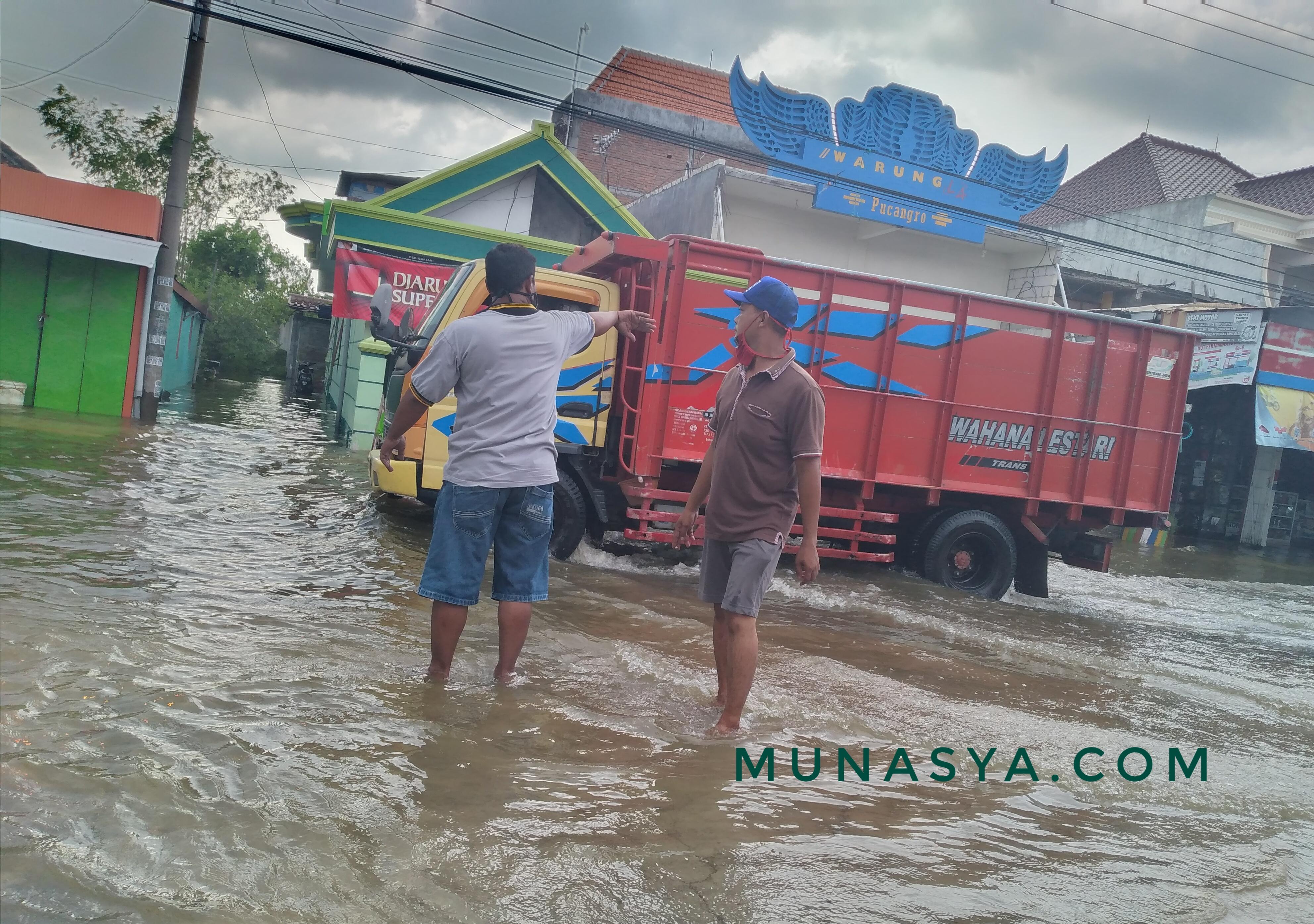 Cerita Banjir di Desaku