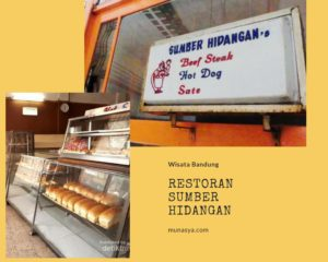 Restoran sumber hidangan jalan Braga Bandung