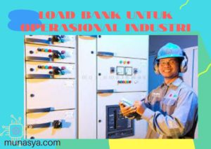 Load bank untuk operasional industri