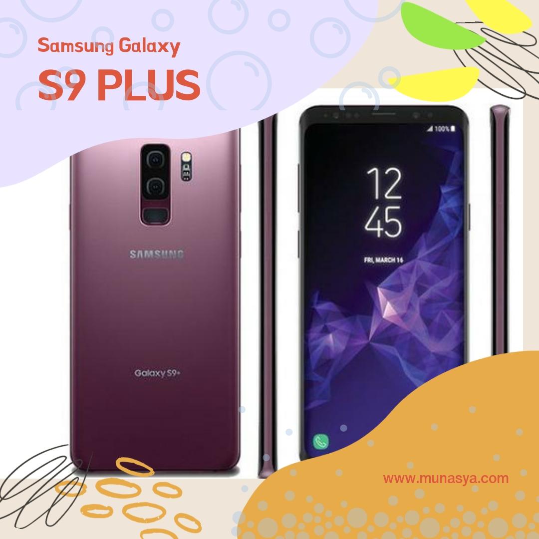 Keunggulan Samsung galaxy S9 plus