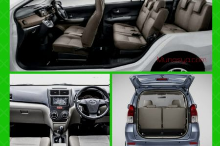 Kenyamanan Toyota Avanza