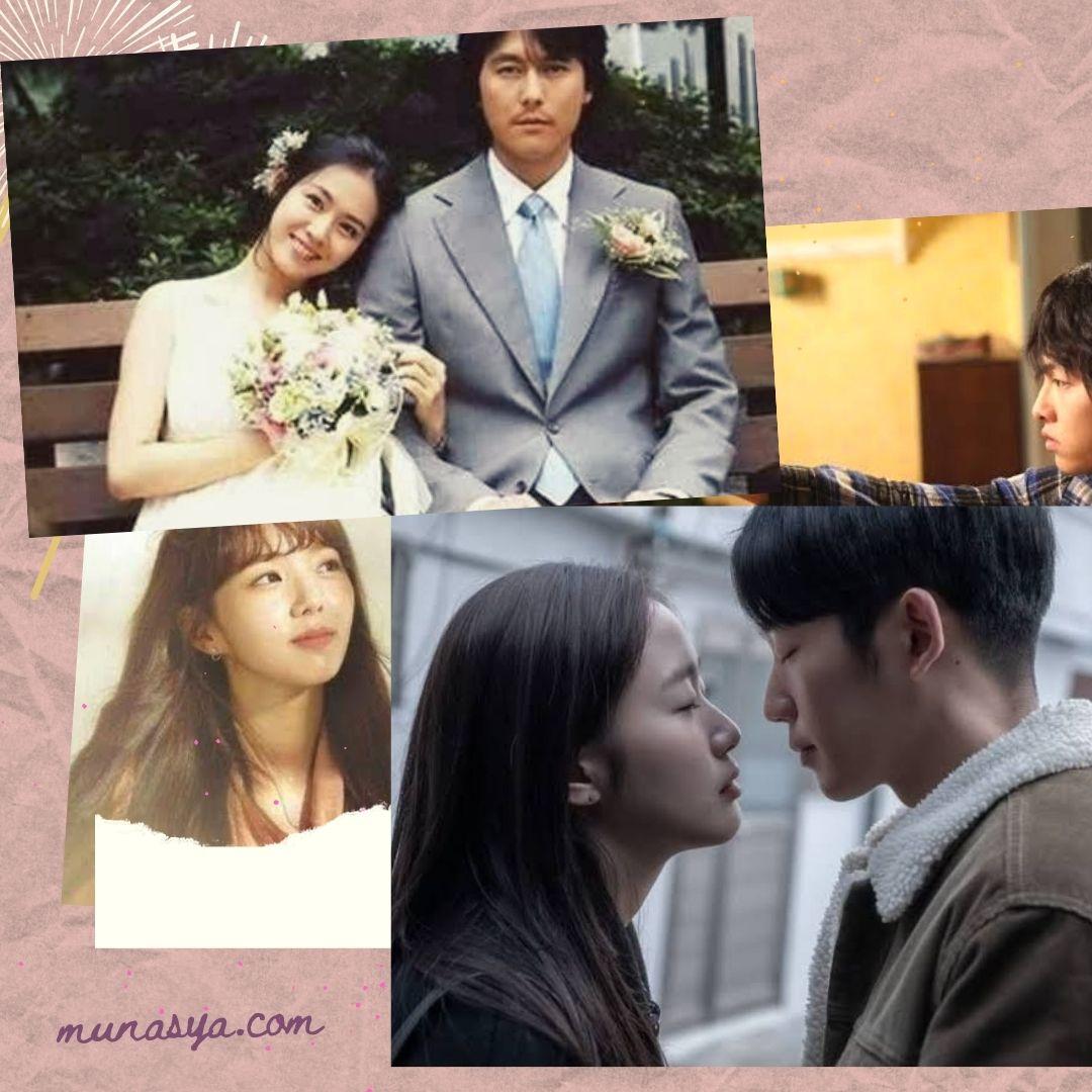 Film Korea romantis