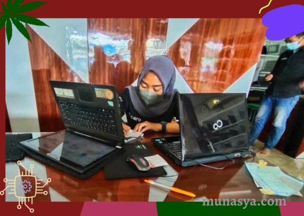 Review Servis Laptop & MacBook di Poetracomp Surabaya