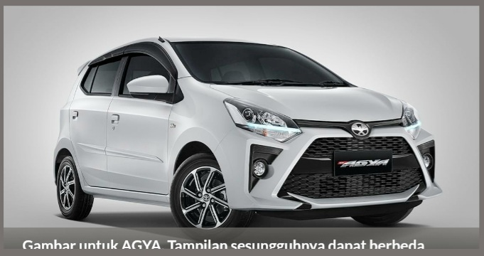 Keunikan Toyota Agya Sebagai Mobil Idaman