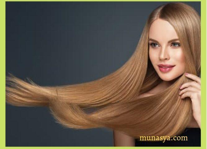 Smoothing rambut adalah