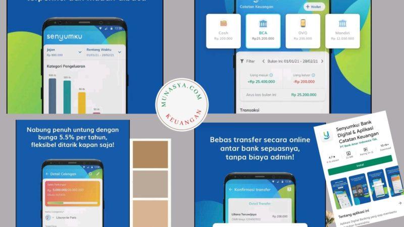 Bersama Aplikasi Senyumku Mengatur Keuangan Lebih Mudah