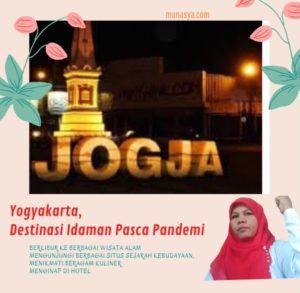 Yogyakarta destinasi impian