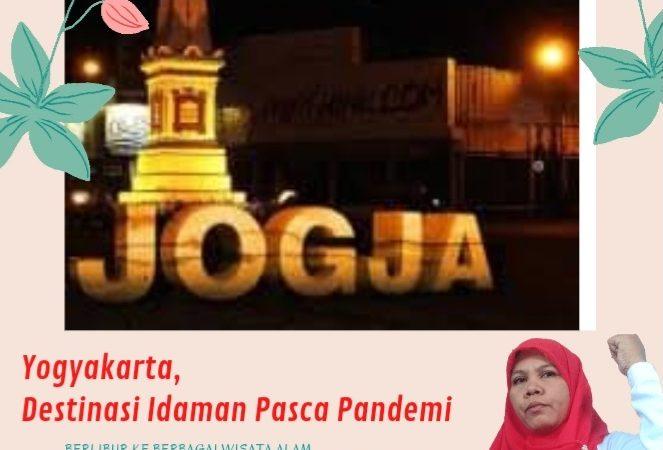 Yogyakarta, Destinasi Idaman Pasca Pandemi